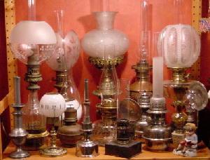 Galerie De Lampes